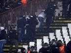 Beograd: Neredi njemačkih i navijača Zvezde, jedan navijač preminuo, a više ih ozlijeđeno