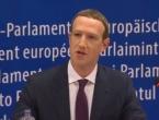 Eurozastupnici rešetali Zuckerberga, on se ispričao, ali nije dao konkretne odgovore