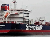 Iranska revolucionarna garda zaplijenila dva britanska tankera