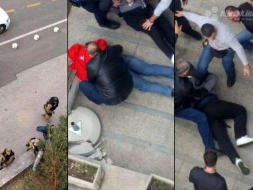 Pljačka banke u Mostaru: Počinitelji se predali policiji