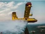 VIDEO: Nadljuskom snagom Ljubušaka i hrvatskih kanadera požar stavljen pod kontrolu