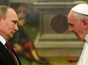 Papa kod Putina