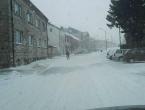 Zatvoren magistralni put Livno - Šujica