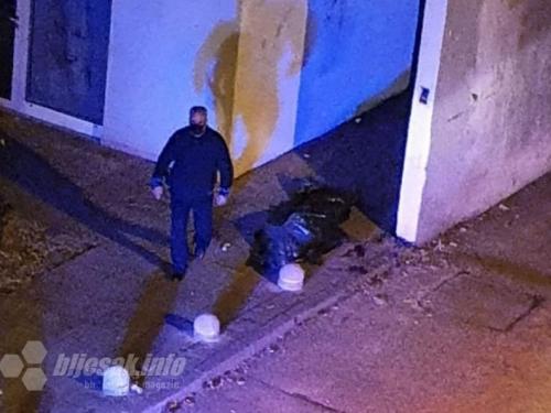 Mostar: Jedna osoba upucana u blizini zgrade MUP-a