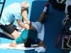 Bol u leđima: Čilić ispao s Australian Opena