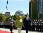 Merkel neće više na čelo stranke