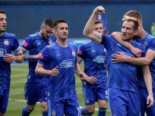 Dinamo pobjedom nad Hajdukom proslavio titulu prvaka Hrvatske