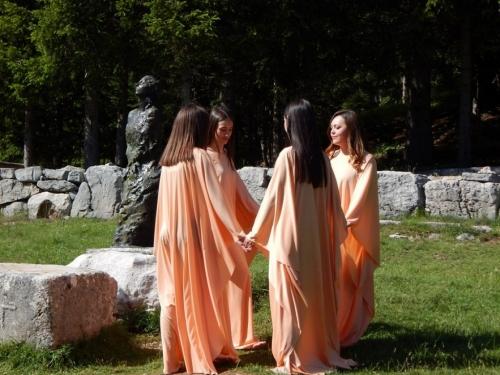 FOTO: Čuvarice snimaju novi spot - ''Diva s Vrana''