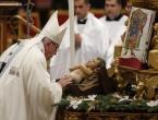 Božićna misa u Vatikanu ove godine bez vjernika