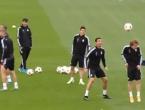 Modrić i Ronaldo oduševili potezima na treningu