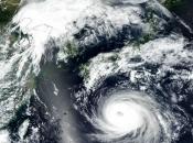 Snažan tajfun prijeti južnom Japanu