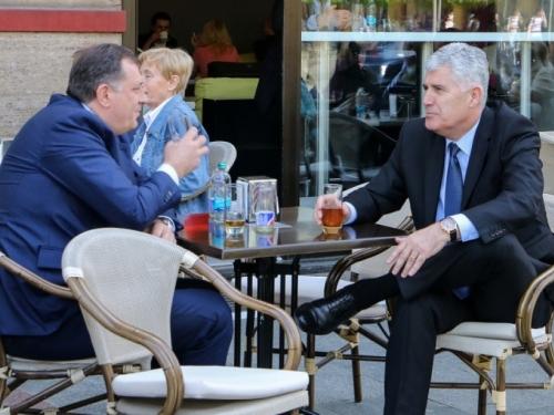 Prekinuti s Čovićem: Četiri zahtjeva Amerike za Dodika