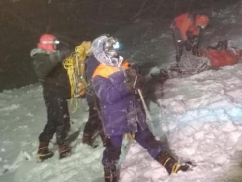 Ogromna oluja na najvišoj planini u Europi. Poginulo pet penjača, 11 u bolnici