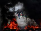 Žestoki sukobi Palestinaca i izraelske vojske na granici s Gazom