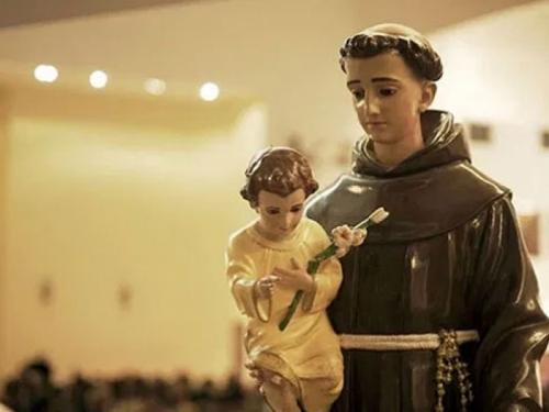 Blagdan je svetog Ante Padovanskog