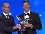 Robert Lewandowski najbolji igrač Europe