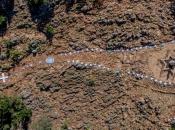 Krunica od 50 metara postavljena u Međugorju