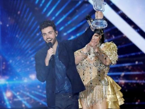 Nizozemska je pobjednica Eurosonga