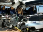 U autobusnoj nesreći 16 mrtvih, većinom djece