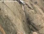 Prosidba na planini završila spašavanjem helikopterom