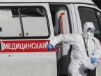 U Rusiji rekordan porast broja zaraženih, skoro 8000 u 24 sata