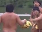 Pogledajte prvi kontakt izoliranog amazonskog plemena s vanjskim svijetom
