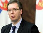 """Vučić: """"Ne vjerujem u priče o planiranom napadu u Sarajevu"""""""