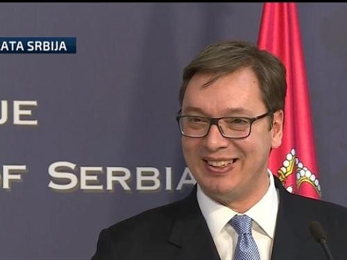 Vučić na inauguraciji očekuje dužnosnike iz cijelog svijeta