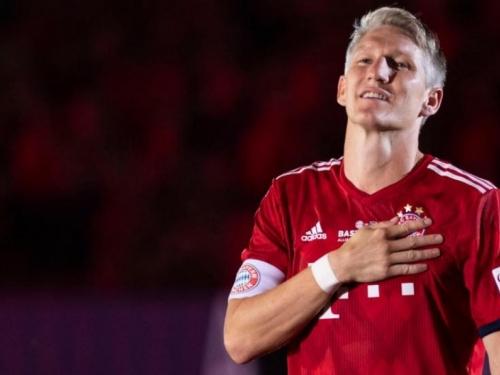 Schweinsteiger objavio kraj svoje igračke karijere