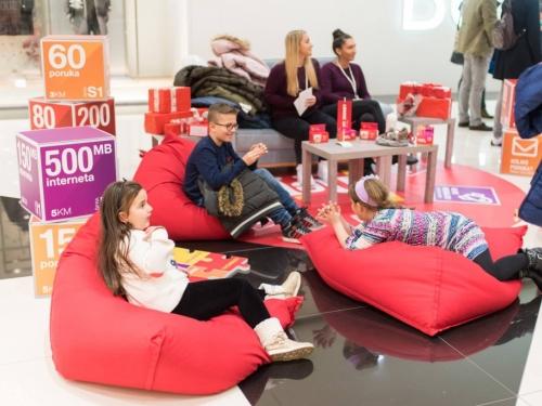 Uz Mepas Mall & HT Eronet Family Weekend: Promovirana !hej Slagalica