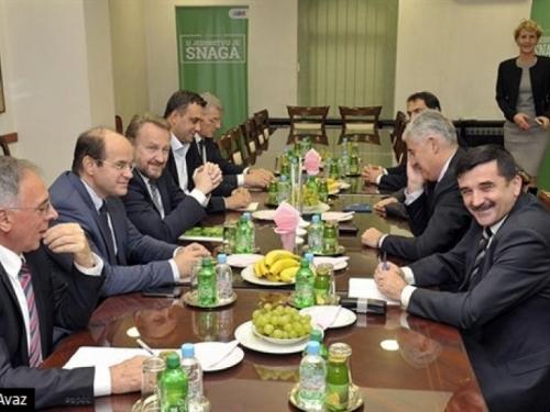 SDA i HDZ BiH: Još nije gotovo, svima su vrata otvorena