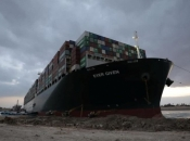 Brod Ever Given napokon oslobođen