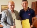 Bilić i Marušić razgovarali o novim ulaganjima u općini Prozor-Rama