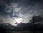 Danas u BiH oblačno s jakom kišom i vjetrom