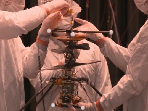 NASA na Mars šalje helikopter