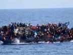 Na obali Libije potonuo čamac sa oko 100 migranata