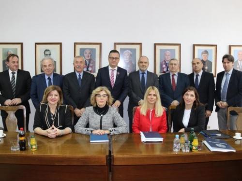 Zoran Tomić izabran predsjednika Rektorskog zbora BiH