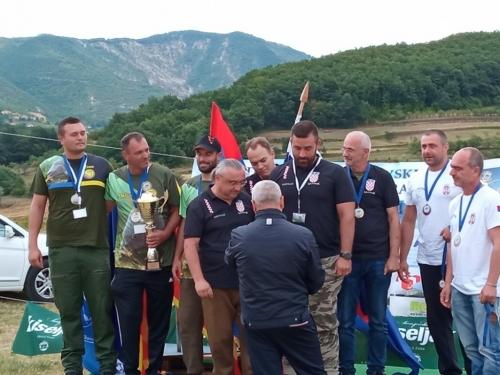 ŠRD ''Piškor 2'' iz Hrvatske pobjednik natjecanja na Ramskom jezeru
