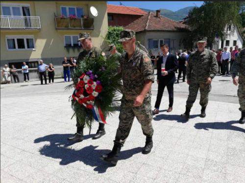 Brigada dr. Ante Starčević unatoč svim poteškoćama obranila Uskoplje i hrvatski narod