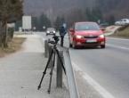 Strože kazne u prometu: Vozači će plaćati i do 2.000 KM za prebrzu vožnju
