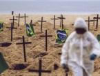 U Brazilu više od 20 tisuća novozaraženih koronom, 733 osobe umrle