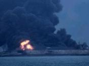 Eksplodirao tanker kod Šangaja