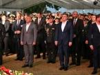 Pomirljivi govori na proslavi u Kninu