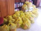 Prikupljeno 30 paketa pomoći za najpotrebnije u župi Doljani