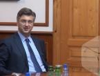 Plenković: Hrvatska će poduprijeti zemlje regije prema EU, posebice BiH