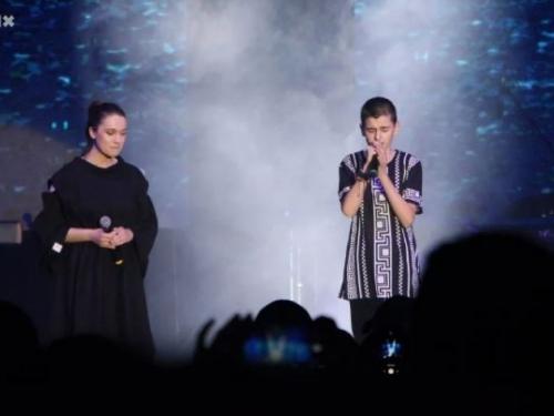 Marko Bošnjak gostovao na koncertu Tonija Cetinskog