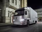Mercedes počinje sa proizvodnjom električnih kamiona