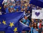 Tisuće Britanaca prosvjedovalo za ostanak u EU