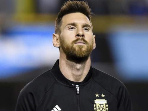 Nakon podbačaja protiv Islanda Messi najavio pobjedu nad Hrvatskom