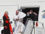 Papa Franjo doputovao u Irak